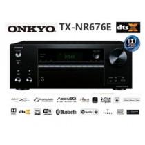 ONKYO-TX-NR676E [7.2聲道網絡影音擴音機]